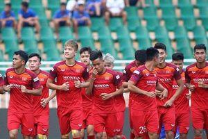 Trực tiếp bóng đá SEA Games 30 Việt Nam vs Brunei: Đức Chinh lập hat trick, đoàn quân áo đỏ tấn công như vũ bão