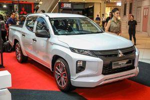 Khám phá xe bán tải Mitsubishi Triton phiên bản Quest, giá hơn 400 triệu