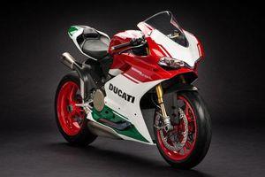Top 10 môtô Ducati phiên bản 2020 tốt nhất: 1299 Panigale R Final Edition số một