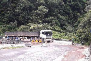 Hà Tĩnh xin tự nâng cấp, mở rộng QL8 đoạn Cửa khẩu Cầu Treo