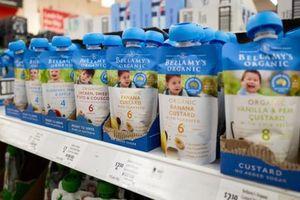 Thêm công ty sữa của Australia được bán cho doanh nghiệp Trung Quốc