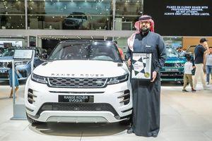 Range Rover Evoque được bình chọn là xe SUV của chị em