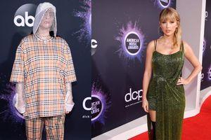 Selena Gomez, Lizzo, Taylor Swift và loạt sao xuất hiện lung linh trên thảm đỏ của AMA 2019!