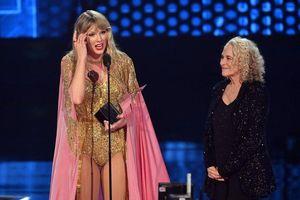 AMAs 2019: 6 cúp về tay 'nữ hoàng' Taylor Swift, BTS toàn thắng cả 3 đề cử