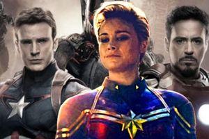 MCU sẽ khác biệt như thế nào nếu Captain Marvel xuất hiện trong Age Of Ultron!