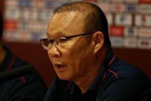 HLV Park Hang Seo: Nhiều thủ U22 Việt Nam chơi dưới sức trước Brunei