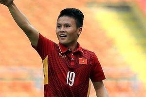 Fox Sports Asia: 'Quang Hải sẽ dẫn dắt U22 Việt Nam giành HCV SEA Games'