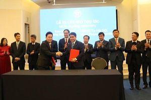 Đoàn cán bộ TP Hà Nội thăm và làm việc tại Hàn Quốc: Nhiều hợp tác được ký kết