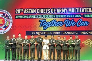 Thúc đẩy hợp tác Tư lệnh lục quân các nước ASEAN