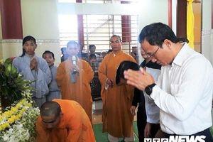 Tai nạn ở Quảng Ngãi khiến 12 nhà sư thương vong: Thủ tướng Nguyễn Xuân Phúc gửi lời chia buồn