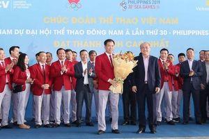 Đoàn TTVN chính thức 'hành quân' tới Philippines, cạnh tranh top đầu bảng xếp hạng SEA Games