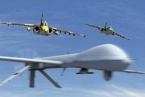 Chiến đấu cơ Su-25 Iran đuổi theo bắn hạ 'kẻ hủy diệt' MQ-1 Mỹ
