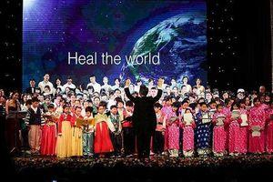 'Vui ca - Sing for joy 2019': Đêm nhạc của những giai điệu nổi tiếng Việt-Hàn