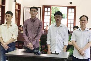 Nhóm phá rối, gây nổ dịp lễ 30/4 ở Đồng Nai lĩnh án