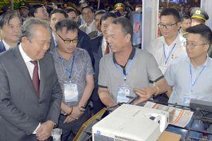 Phó Thủ tướng Trương Hòa Bình: Cách mạng công nghệ 4.0 đặt ra nhiều thách thức đối với nền kinh tế Việt Nam