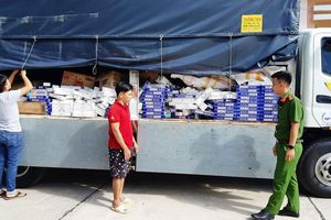Phát hiện 1.484 vụ vi phạm hàng lậu, hàng cấm ở An Giang
