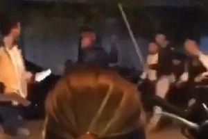 Hải Phòng: Thiếu niên cầm hung khí rượt nhau trong đêm vì thích một cô gái