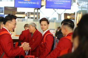 Đoàn thể thao Việt Nam chính thức lên đường tham dự SEA Games 30