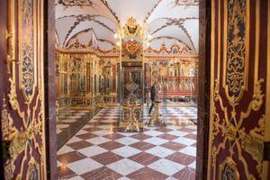Một trong những bộ sưu tập báu vật lớn nhất châu Âu bị đánh cắp