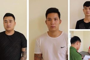 5 đối tượng bắt 4 nữ nhân viên, ép phục vụ tại quán karaoke để trừ nợ