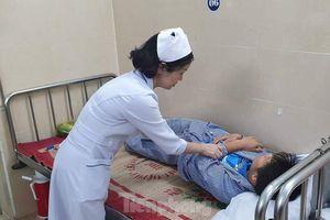 Triệu tập thầy dạy võ bị tố đánh gãy xương hàm học sinh lớp 8