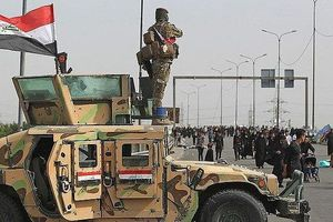 Iraq tăng cường các biện pháp an ninh biên giới đối phó với khủng bố