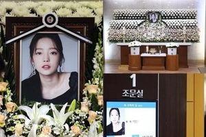 Cha mẹ Goo Hara không xuất hiện trong tang lễ