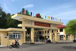 Giáng chức Phó giám đốc Sở Tài nguyên & Môi trường tỉnh Bình Thuận