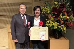 Nhật vinh danh nhà khoa học Việt phát hiện virus tiêu chảy cấp ở lợn