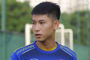 U22 Việt Nam nhận hung tin từ Tấn Sinh và Trọng Hùng trước trận gặp U22 Lào