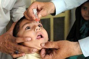 Báo động dịch bệnh bại liệt đang là mối nguy với trẻ nhỏ