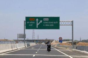 Sai phạm trong Dự án đường cao tốc Đà Nẵng-Quảng Ngãi: Trách nhiệm thuộc về ai?