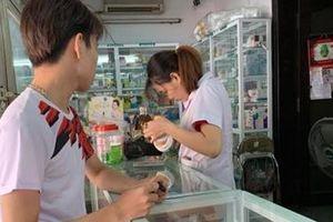 Siết chặt bán thuốc không kê đơn