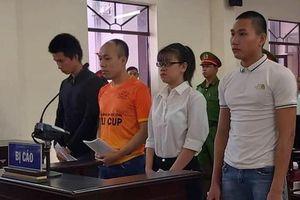 Nhóm nhân viên Công ty Alibaba lĩnh án nặng
