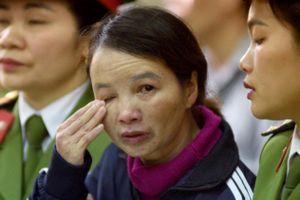 Mẹ nữ sinh giao gà lĩnh 20 năm tù