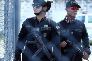U22 Việt Nam nín thở 'luyện công' trong vòng vây an ninh Philippines