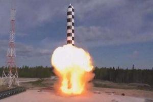 Nga khoe Mỹ hệ thống tên lửa bay nhanh hơn 20 lần tốc độ âm thanh