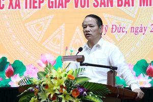 Thanh tra Chính phủ đối thoại với công dân xã Đồng Tâm