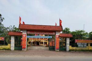Xem xét kỷ luật hàng loạt cán bộ các cấp ở Hà Tĩnh