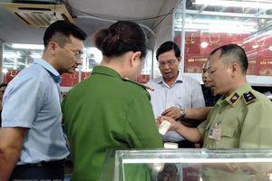 Hà Nội xử phạt hàng trăm cơ sở vi phạm vệ sinh an toàn thực phẩm