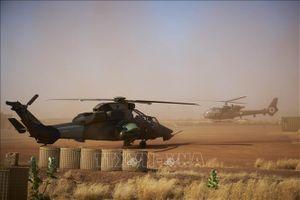 Tìm thấy hộp đen của hai trực thăng quân sự Pháp rơi ở Mali
