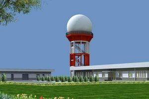 Quản lý bay đầu tư gần 130 tỷ xây dựng trạm radar tại Vinh