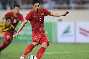 Cầu thủ U22 Việt Nam chấn thương giờ ra sao?