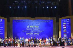 Khai mạc Kỳ thi Olympic Toán và Khoa học quốc tế 2019