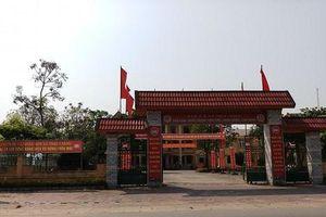 Hà Tĩnh: Kỉ luật hàng loạt cán bộ huyện Lộc Hà trong quản lí đất đai