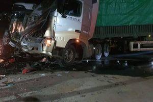 Tai nạn ô tô khách ở Bình Phước: Tài xế gãy chân, phụ xe tử vong
