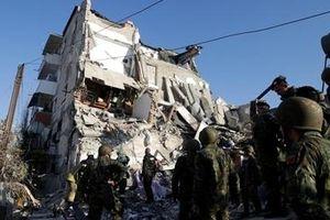 Hơn 20 người thiệt mạng trong trận động đất ở nước nghèo nhất châu Âu