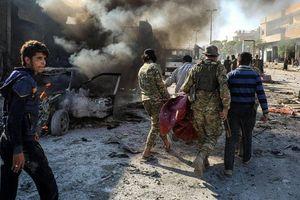 Đánh bom xe ở Syria, 17 người thiệt mạng