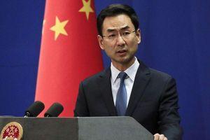 Trung Quốc sẽ trả đũa nếu Mỹ tiếp tục can thiệp vào vấn đề Hong Kong