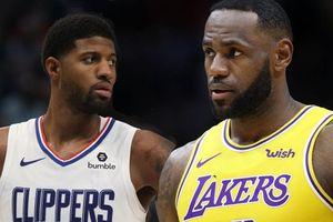 NBA 2019-2020 ngày 28/11: Los Angeles Lakers củng cố ngôi đầu, Los Angeles Clippers kiên trì bám đuổi